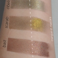 Meow Cosmetics ET swatch5FR