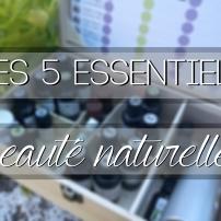 5 essentiels beauté naturelle - Mangue et Mascara