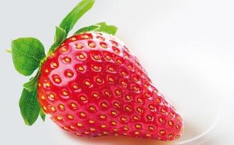 Ceci n'est pas une fraise.